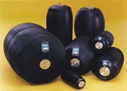 OFR stoppers used in retaining pits