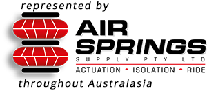 Represented by Air Springs throughout Australasia